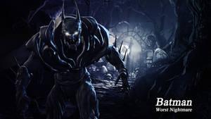 Batman Worst Nightmare Wallpaper