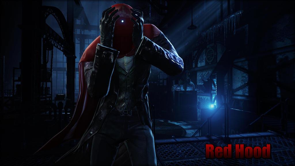 Red Hood Wallpaper by BatmanInc on DeviantArt