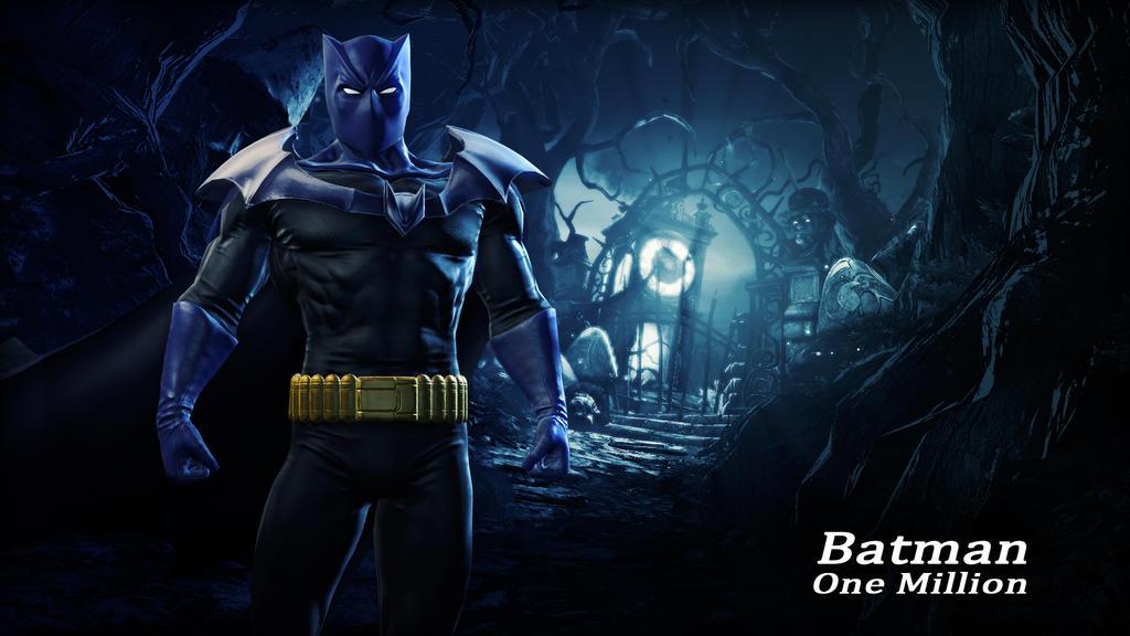 Batman One Million Wallpaper by BatmanInc