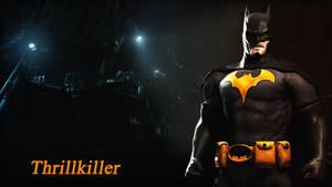 Batman (Thrillkiller) Wallpaper