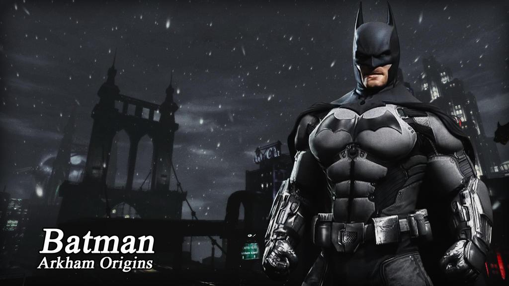 Batman Arkham Origins Wallpaper: Batman Arkham Origins Wallpapers By BatmanInc On DeviantArt