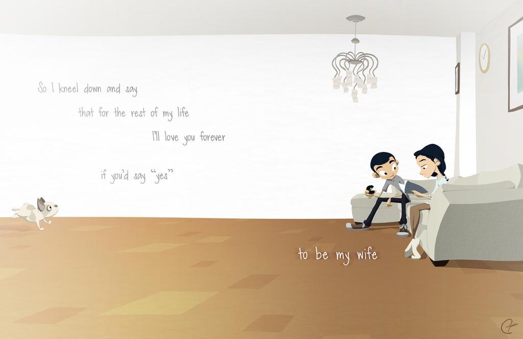 Storybook Proposal - 2 by RinRenee