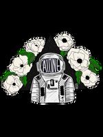 Astronaut by Ollie-Follie