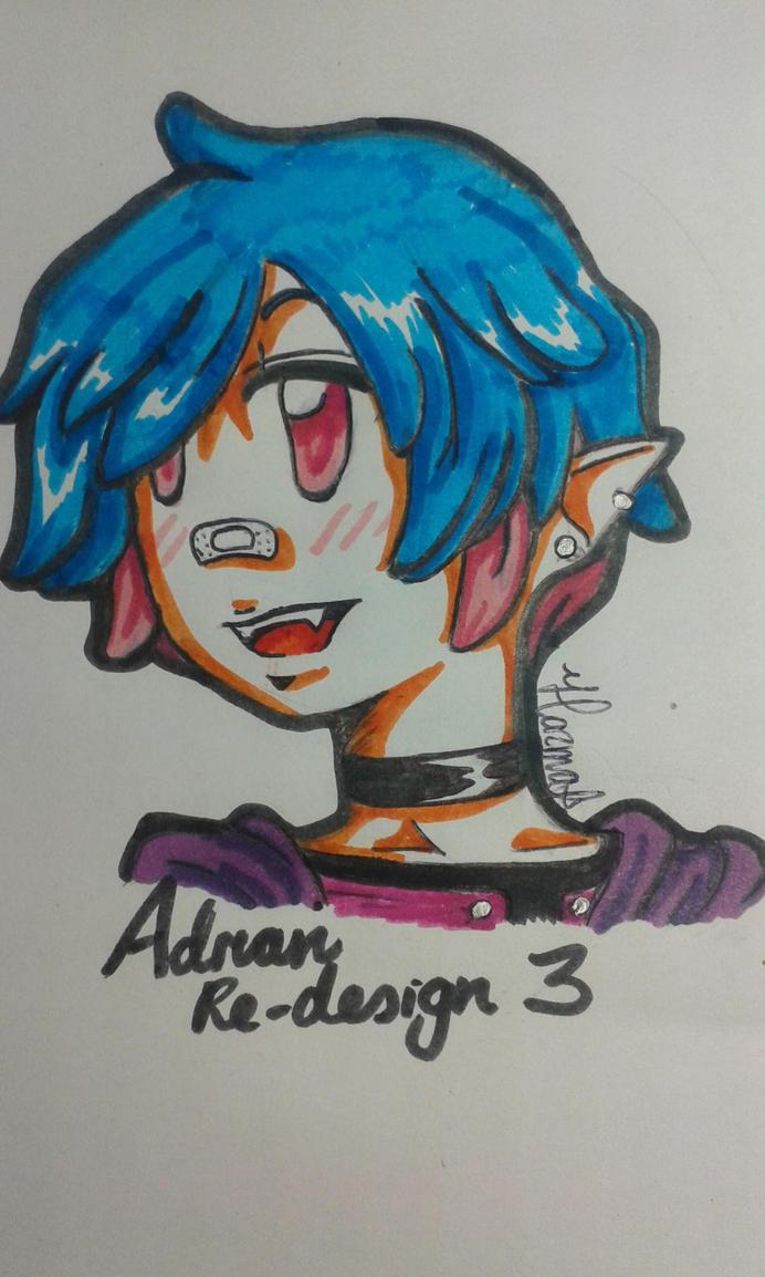 Adrian by EndCreepCove