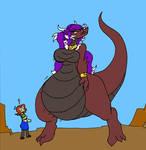 Big Belly Dragon Malinda color