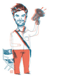 Paul Thomas Anderson by chilliy