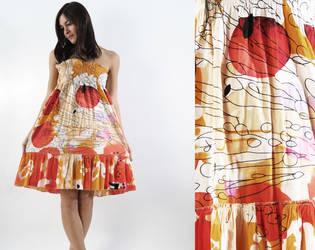 t-box dress by chilliy