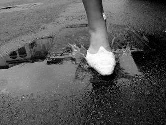 run, run away by Jhene
