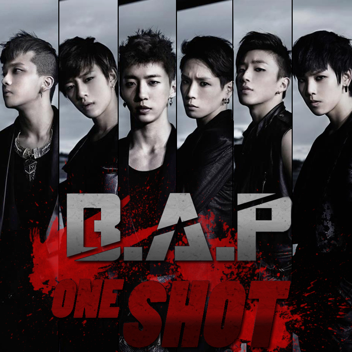 B.A.P-One Shot by LightAheadi on DeviantArt