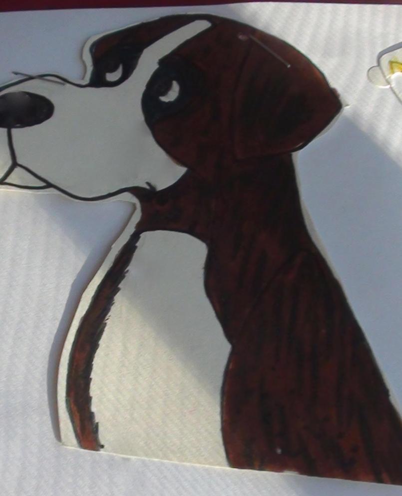 barney by mydogbridget