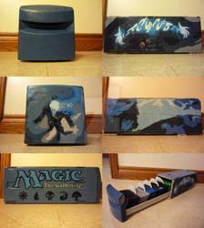 My custom Magic the Gathering Deck Box