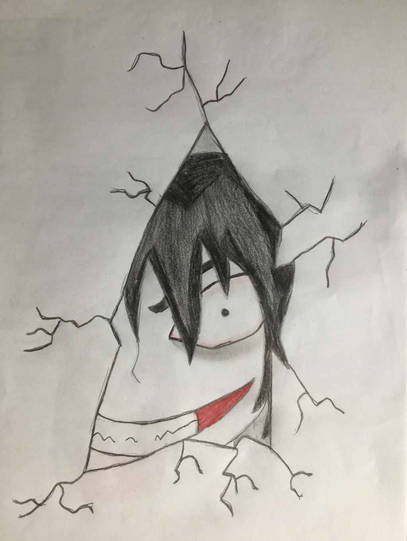 Jeff the killer by CreepypastaJTK