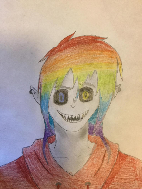 Jayden Raynbeau by CreepypastaJTK