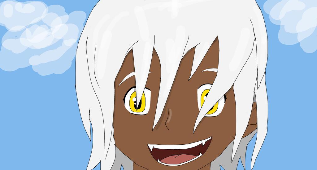Kiba as a little kid by CreepypastaJTK