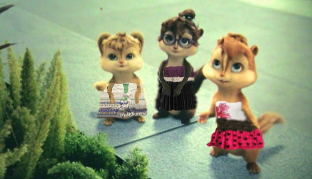 chipettes new outfits by xChipettesx on DeviantArt