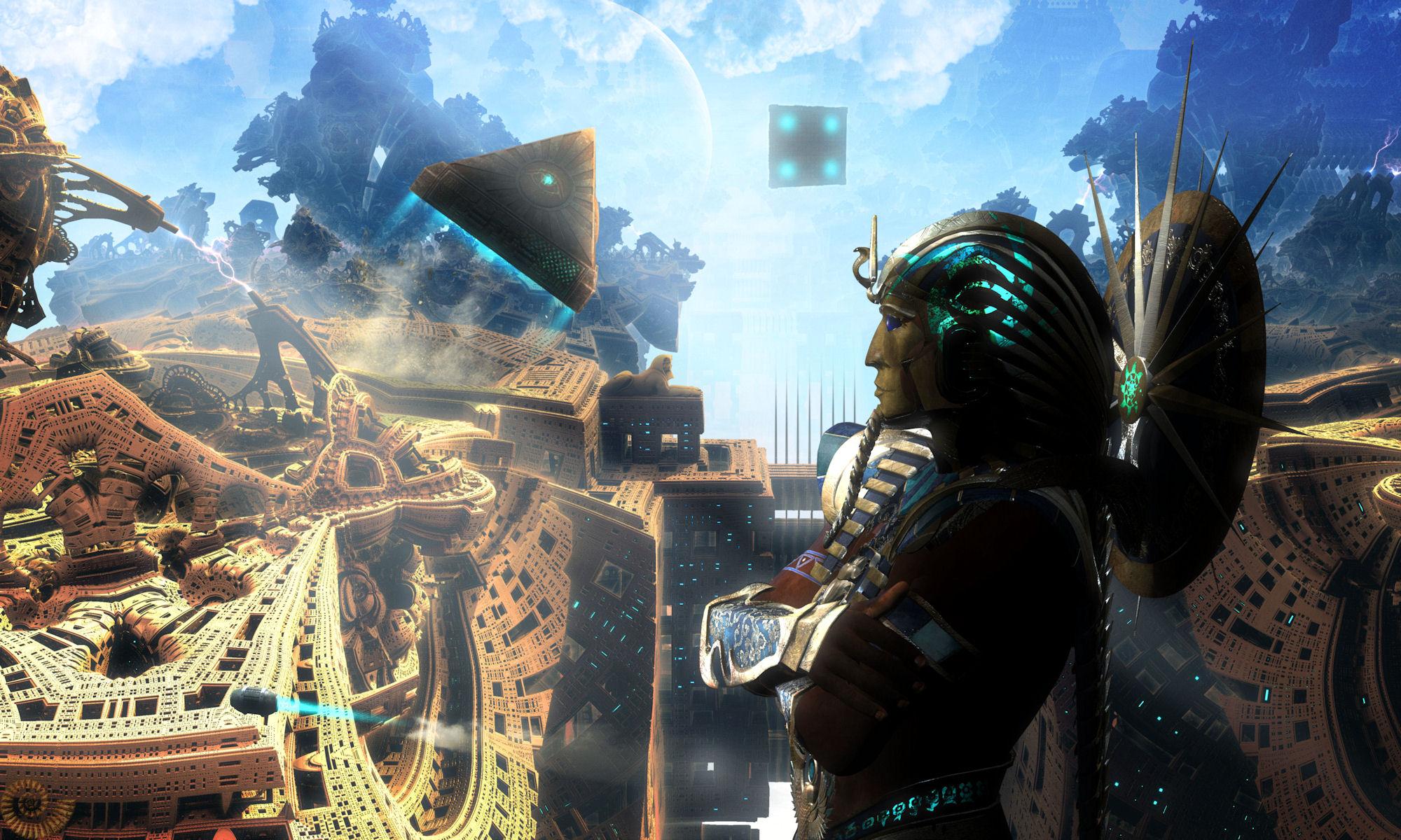 Atlantis by Hel1x