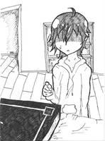 A-ya /Kodoku no Kakurenbo by okamidenchibi4747