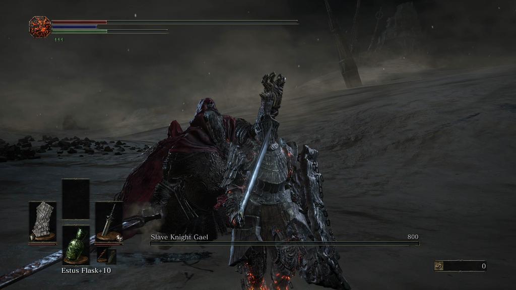 Dark Souls  Ringed City Slave Knight
