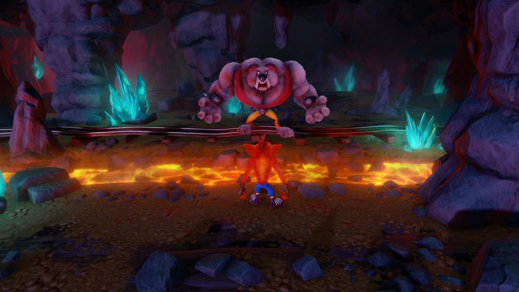 Crash Bandicoot Boss Koala Kong by DarkRosePassions on ...
