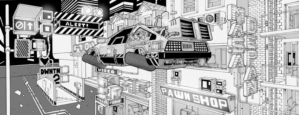 Back To The Future By Itsgetingwirder On DeviantArt