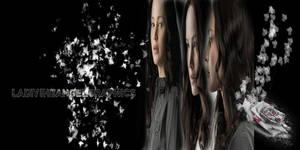 Katniss by goldensealgraphic