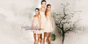 LeaMichele2 by goldensealgraphic
