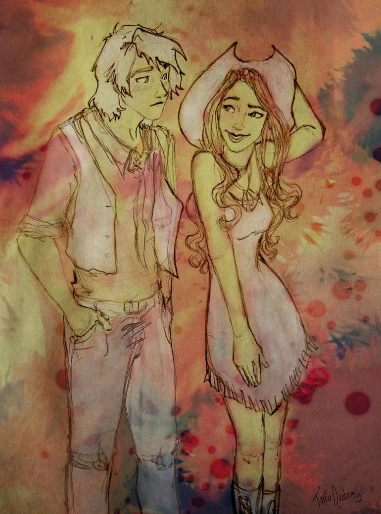 Matt + Mimi by Dralamy