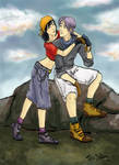 Pan and Trunks