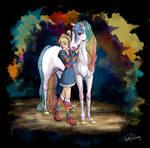 Rainbow Brite and Starlite