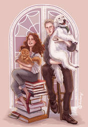Dramione Pets