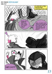 My Dear Bodyguard 2-13 by DinoBirdOfDoom