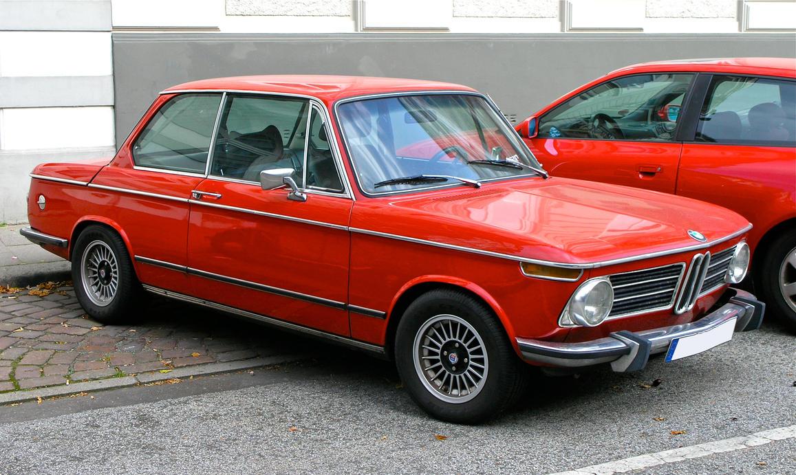 BMW 1802 by *cmdpirxII on