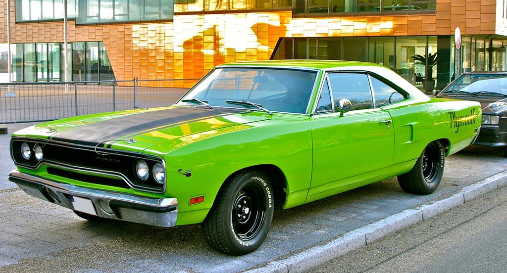 Road Runner '70