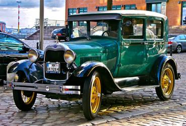 Ford 1928 by cmdpirxII
