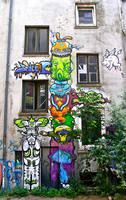 Graffiti 234 by cmdpirxII