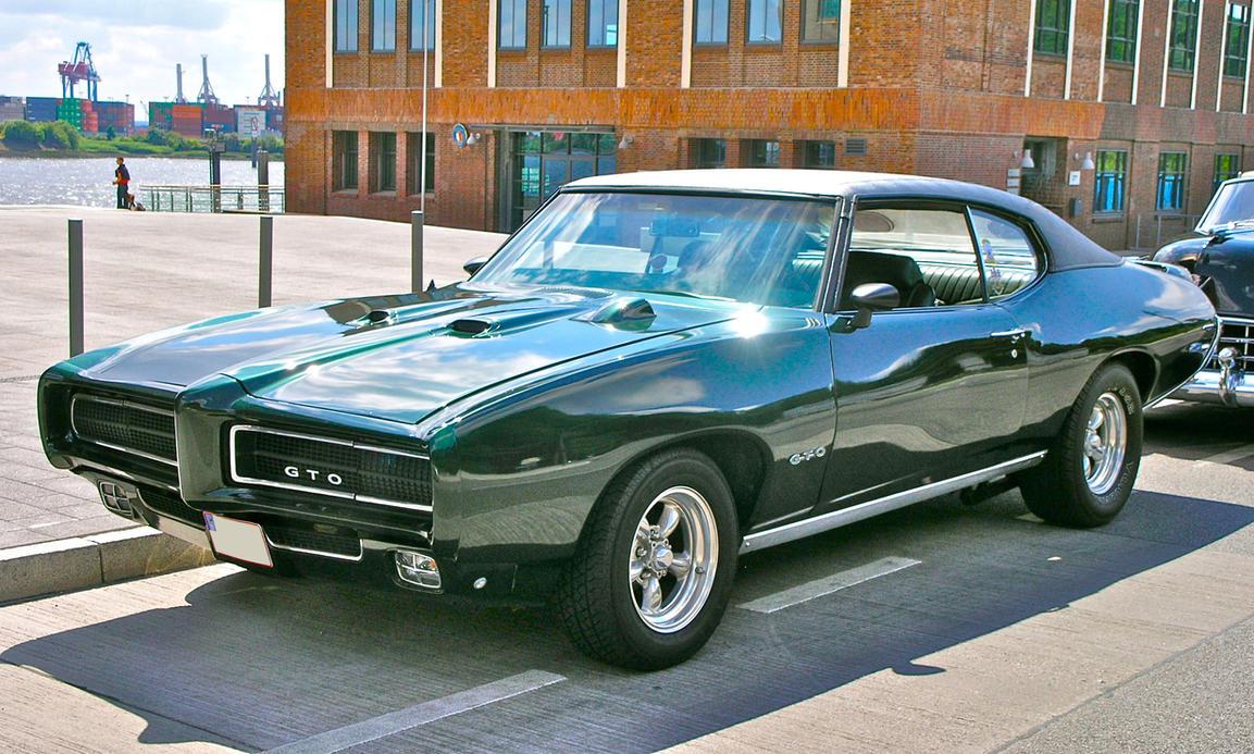 Pontiac Gto 1969 3 By Cmdpirxii On Deviantart