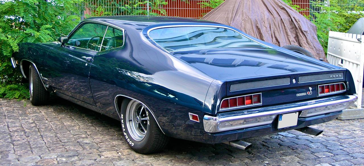 ford torino 1971 2 by cmdpirxii on deviantart - 1971 Ford Gran Torino Cobra