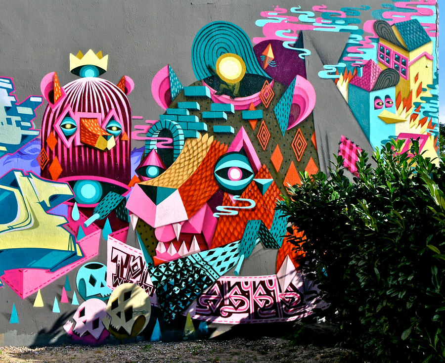 Graffiti 497 by cmdpirxII