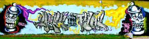 Graffiti 504