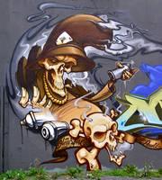 Graffiti 526 by cmdpirxII
