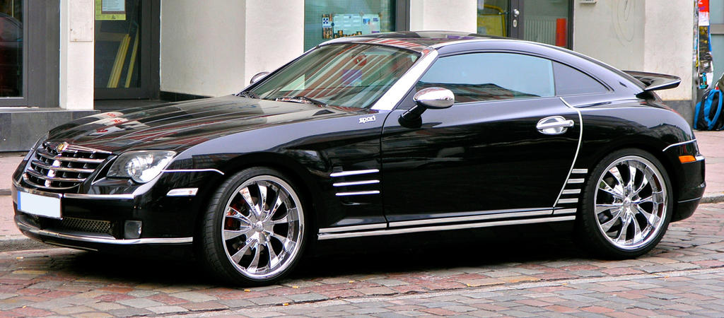 Jc Lewis Ford >> How to buy Chrysler Crossfire » Search Cars in Your City