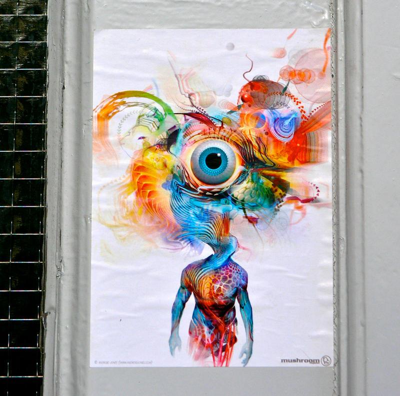 Streetart 663 by cmdpirxII