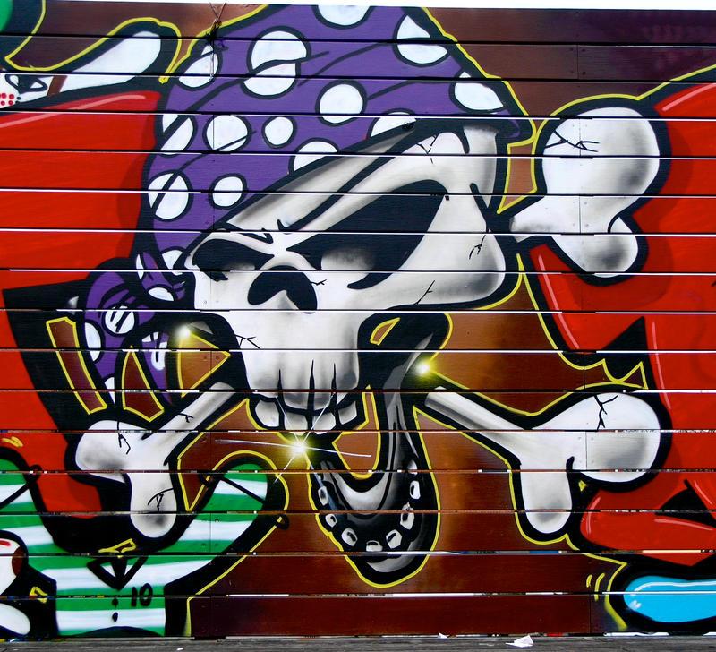 Graffiti 657