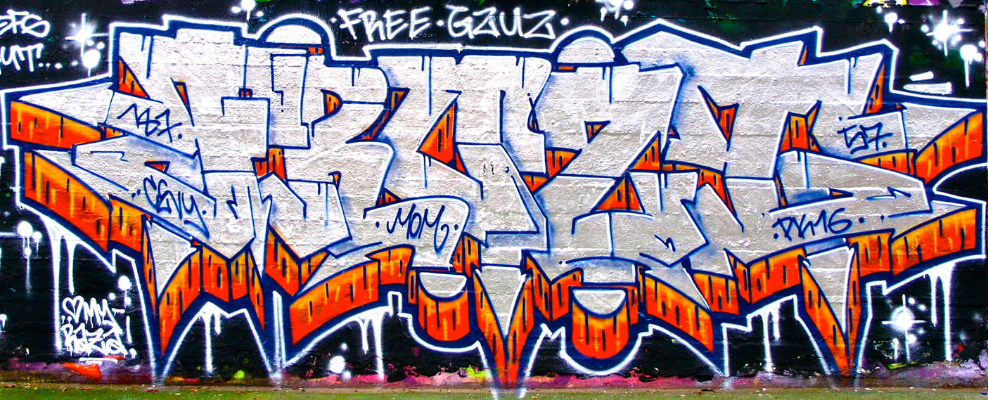 Graffiti 666 by cmdpirxii