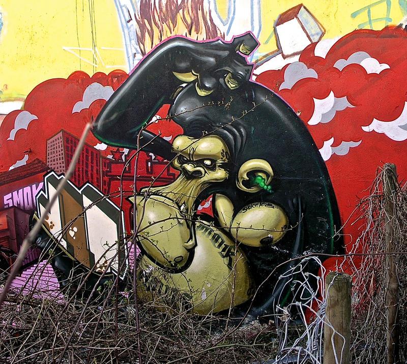 Graffiti 781 by cmdpirxII