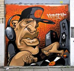 Graffiti 863 by cmdpirxII