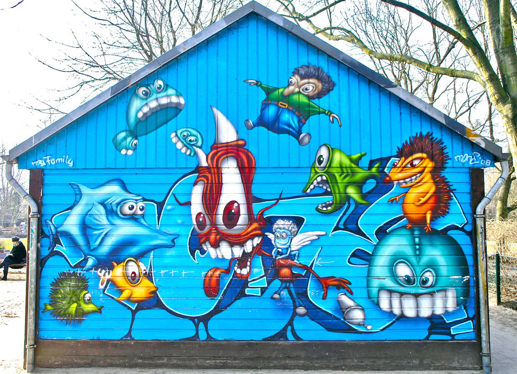Graffiti 884 by cmdpirxII