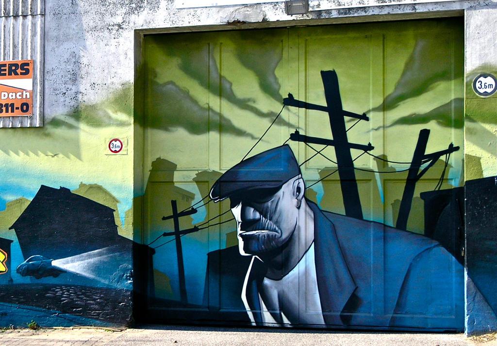 Graffiti 962 by cmdpirxII