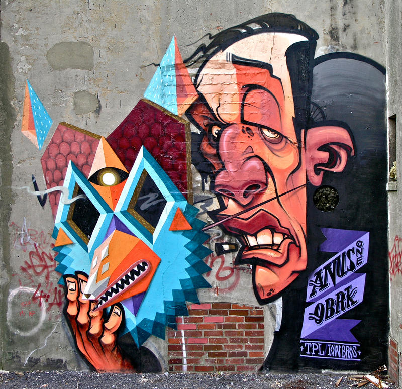 Graffiti 1012 by cmdpirxII