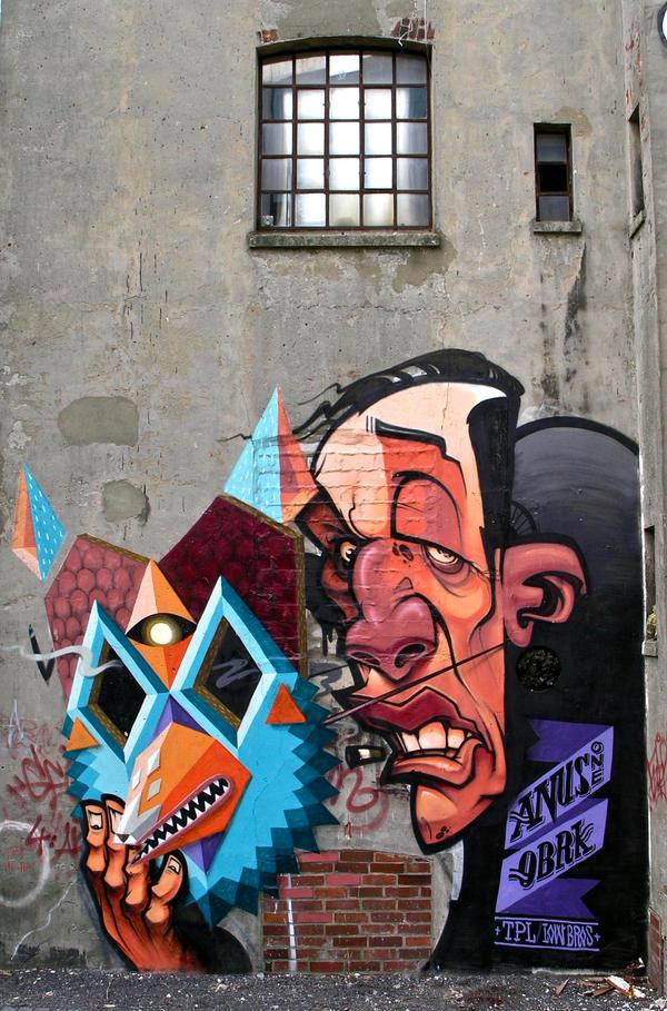 Graffiti 1013 by cmdpirxII